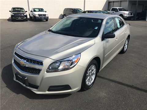 2013 Chevrolet Malibu for sale in Lakewood, WA