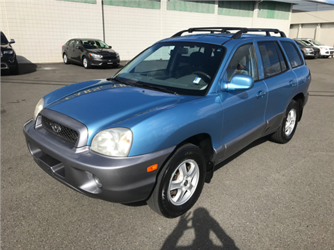 2004 Hyundai Santa Fe for sale in Lakewood, WA