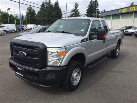 2012 Ford F-250 Super Duty for sale in Lakewood, WA