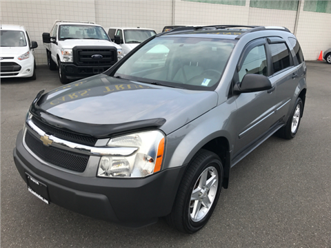 2005 Chevrolet Equinox for sale in Lakewood, WA