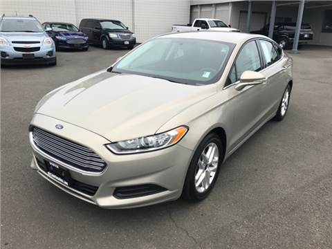 2015 Ford Fusion for sale in Lakewood, WA