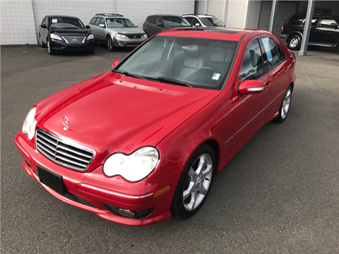 2007 Mercedes-Benz C-Class for sale in Lakewood, WA