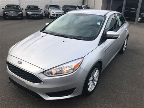 2015 Ford Focus for sale in Lakewood, WA