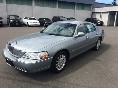 2006 Lincoln Town Car for sale in Lakewood, WA