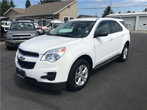 2012 Chevrolet Equinox for sale in Lakewood, WA