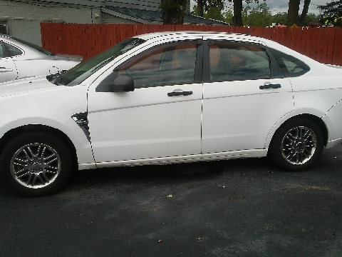 2008 Ford Focus for sale in Lockport, NY