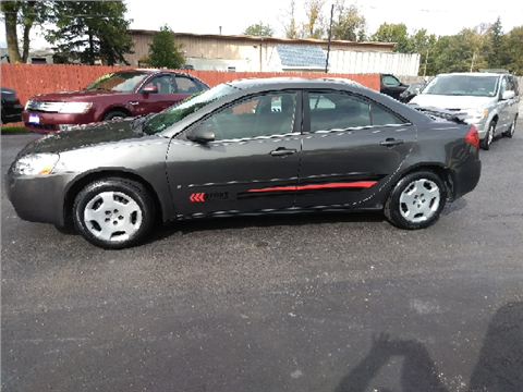 2006 Pontiac G6 for sale in Lockport, NY