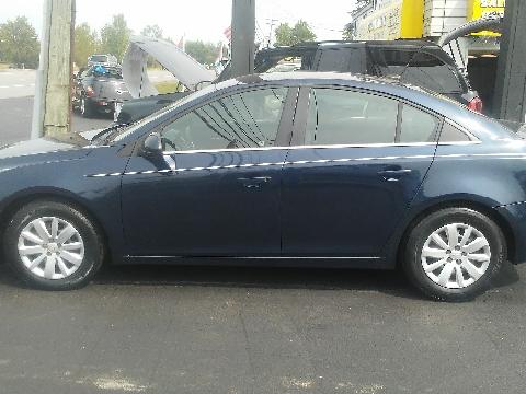 2011 Chevrolet Cruze for sale in Lockport, NY