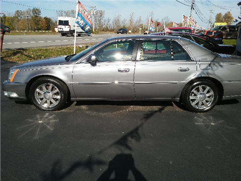 2007 Cadillac DTS for sale in Lockport, NY