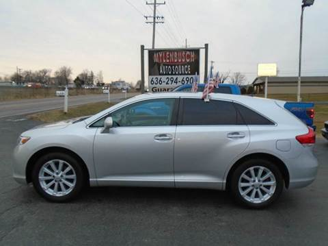 2009 Toyota Venza for sale in O` Fallon, MO