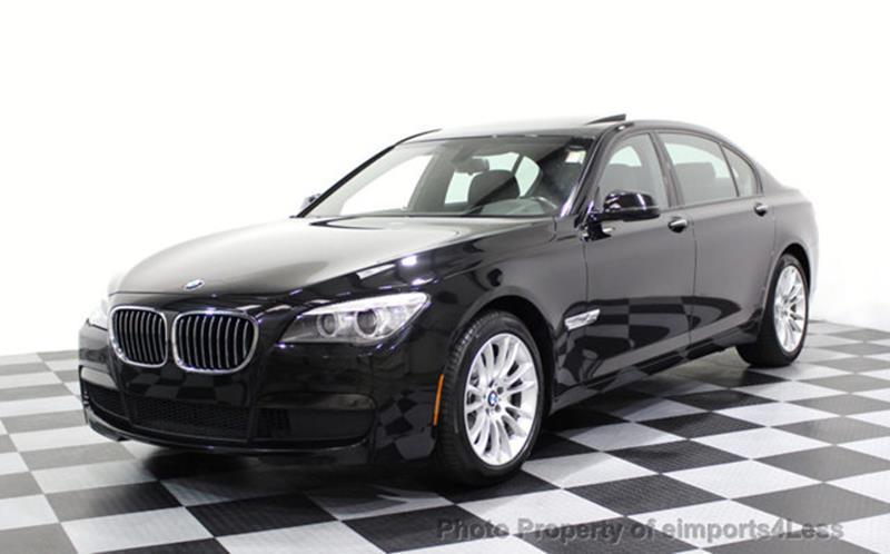 2015 BMW 7 Series For Sale In Perkasie PA