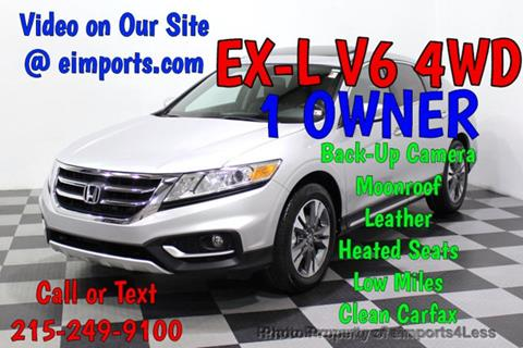 2015 Honda Crosstour for sale in Perkasie, PA