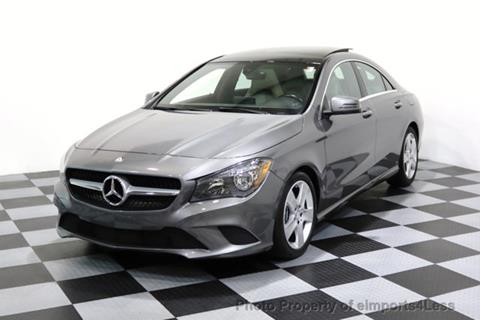 2015 Mercedes-Benz CLA for sale in Perkasie, PA