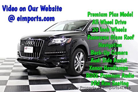 Used Audi Q For Sale In Pennsylvania Carsforsalecom - Used audi suv