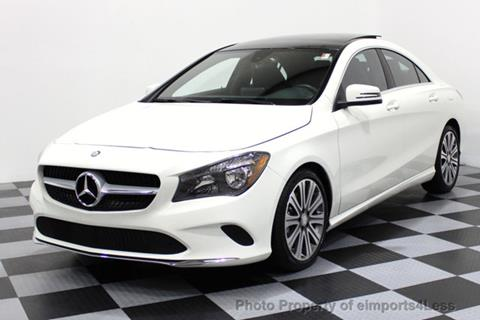 2017 Mercedes-Benz CLA for sale in Perkasie, PA