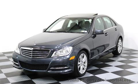 2013 Mercedes-Benz C-Class for sale in Perkasie, PA