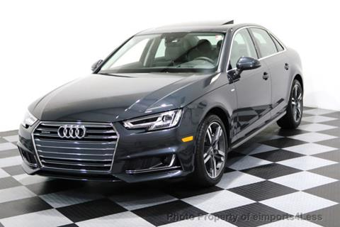 2017 Audi A4 for sale in Perkasie, PA