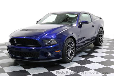 2012 Ford Shelby GT500 for sale in Perkasie, PA
