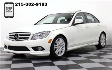 2009 Mercedes-Benz C-Class for sale in Perkasie, PA