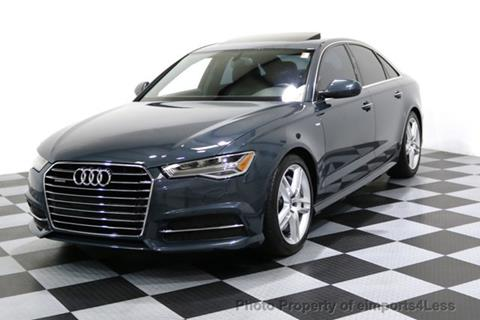 2016 Audi A6 for sale in Perkasie, PA