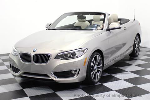 2016 BMW 2 Series for sale in Perkasie, PA