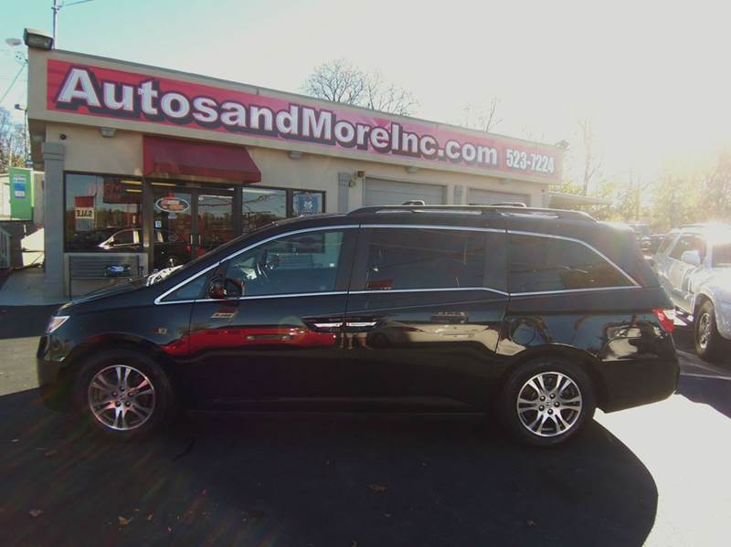 Honda Odyssey For Sale In Knoxville Tn