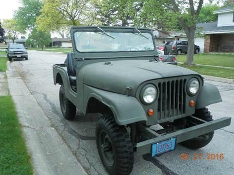 Jeep Cj 5 For Sale