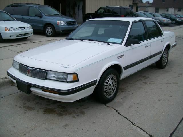 1991 Oldsmobile Cutlass Ciera S - SHEBOYGAN WI