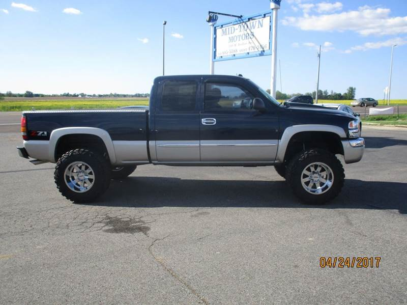 2005 GMC Sierra 1500  - Union City TN