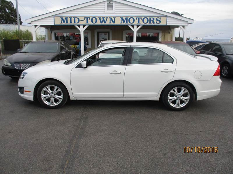 Midtown motors used cars union city tn dealer Motor city car sales