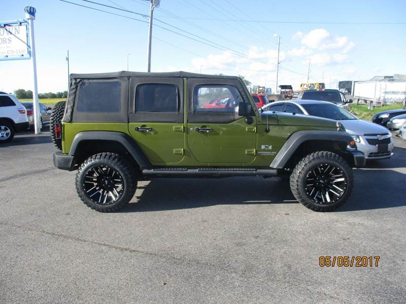 2008 Jeep Wrangler  - Union City TN