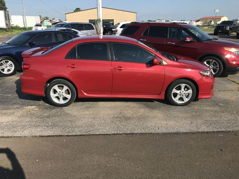 2012 Toyota Corolla  - Union City TN