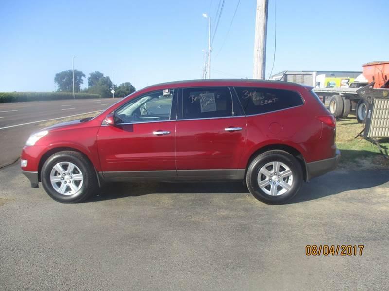 2010 Chevrolet Traverse  - Union City TN