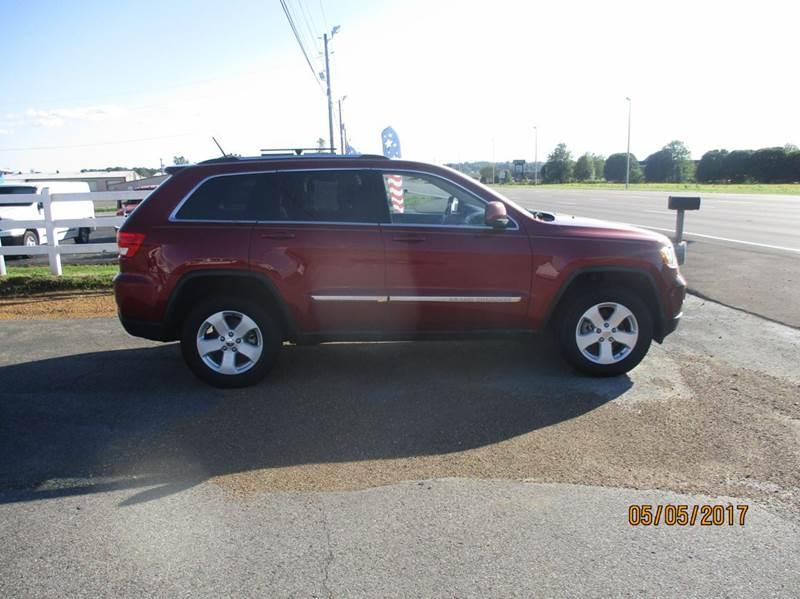 2012 Jeep Grand Cherokee  - Union City TN