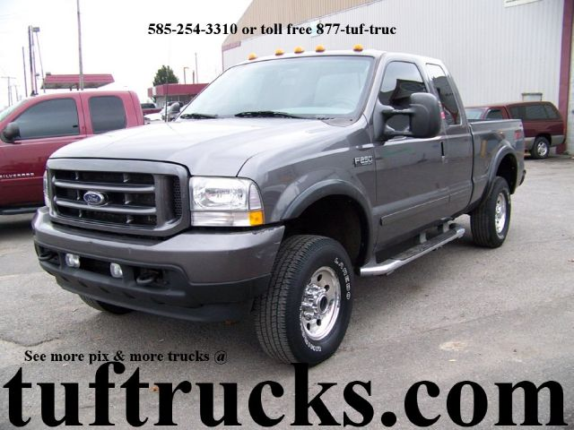 2003 Ford F-250 XLT SuperCab 4WD - ROCHESTER NY