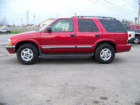 2000 Chevrolet Blazer  - ROCHESTER NY