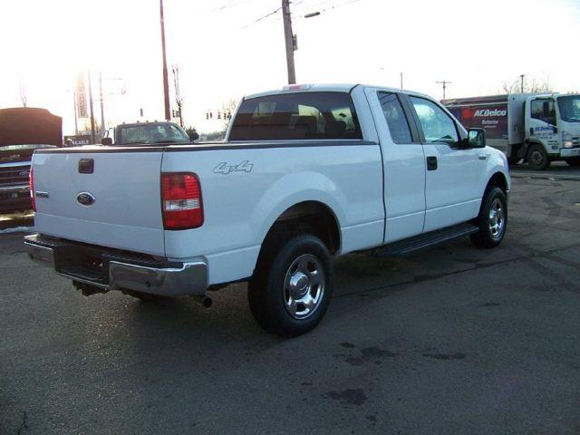 2007 Ford F-150 XLT SuperCab 4WD - ROCHESTER NY