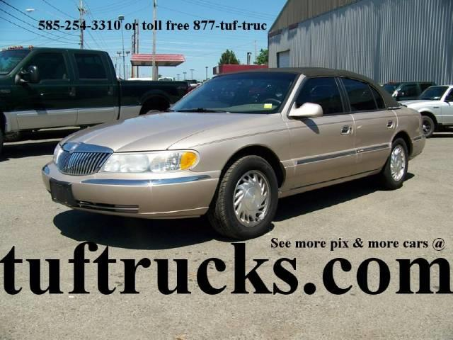 1998 Lincoln Continental Executive - ROCHESTER NY