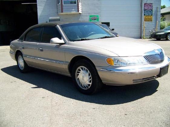 1998 Lincoln Continental Executive - ROCHESTER NY