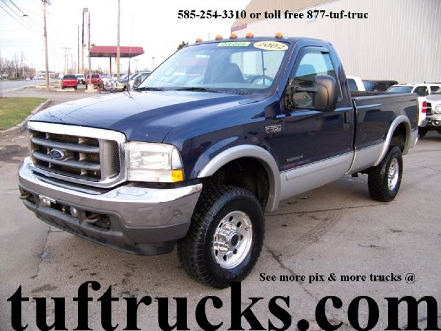 2002 Ford F-350 XLT 4WD - ROCHESTER NY