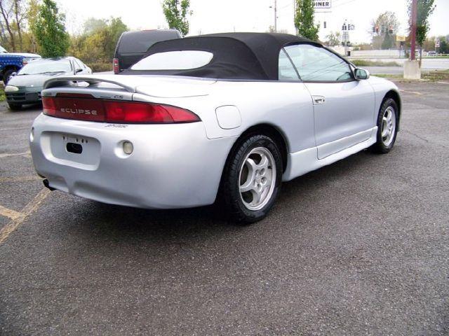 1998 Mitsubishi Eclipse GS Spyder - ROCHESTER NY