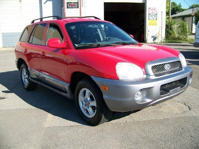 2003 Hyundai Santa Fe GLS - ROCHESTER NY