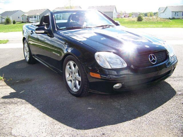 2002 Mercedes-Benz SLK-Class SLK230 Kompressor - ROCHESTER NY