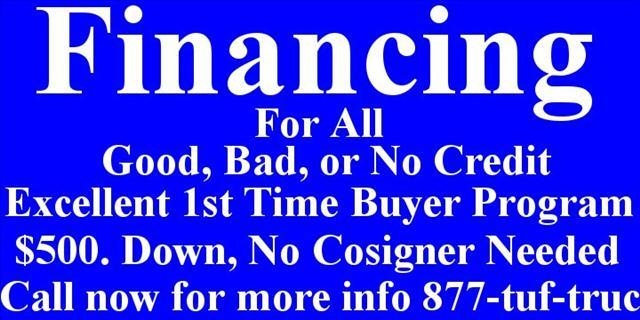 2004 Ford Financing Chevy, Dodge, GMC All Others
