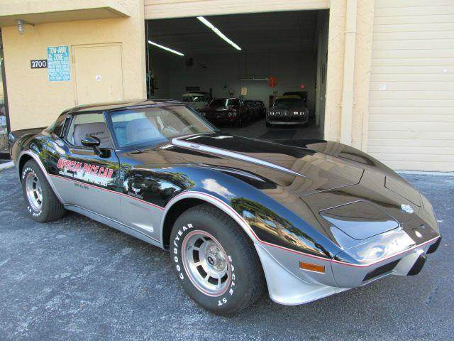 1978 Chevrolet Corvette For Sale In Arizona Carsforsale Com