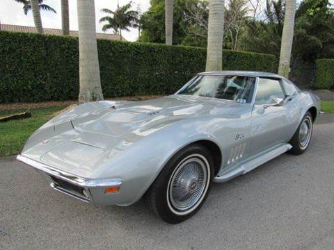 1969 chevrolet corvette for sale. Black Bedroom Furniture Sets. Home Design Ideas
