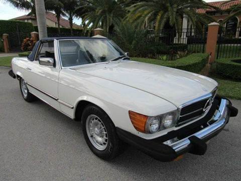 Used mercedes benz 450 sl for sale for Used 450sl mercedes benz sale