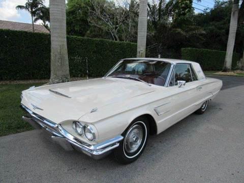 1965 Ford Thunderbird for sale in Hialeah Gardens, FL