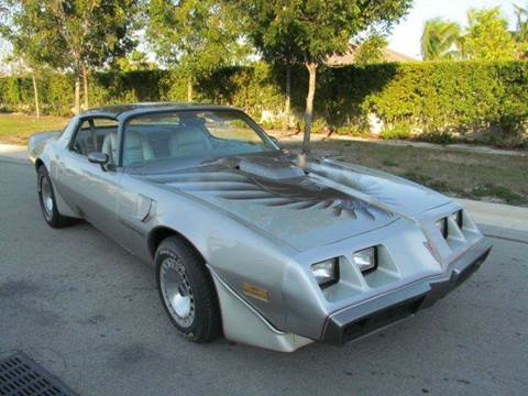 1979 Pontiac Firebird Trans Am for sale in Hialeah Gardens, FL