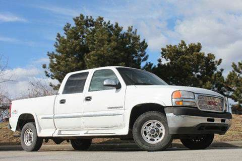 2001 GMC Sierra 2500HD for sale in Olathe, KS